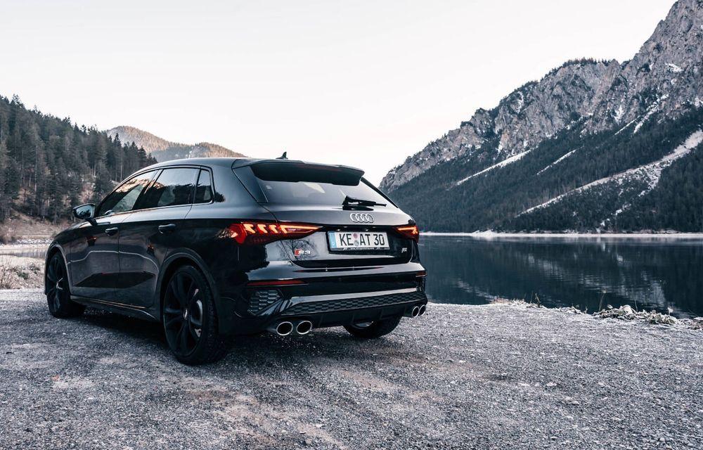 ABT lansează un pachet de performanță pentru Audi S3: 370 CP și 450 Nm pentru hatchback-ul german - Poza 4