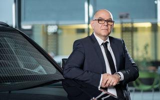 Audi România are un nou director de marcă: Cristian Milea, fostul șef Opel România și actualul președinte APIA