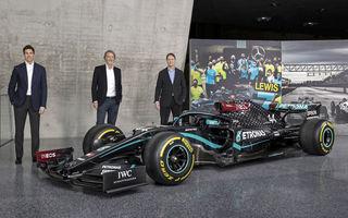 Mercedes face primul pas în spate la echipa de Formula 1: germanii rămân cu numai o treime dintre acțiuni, la fel ca Ineos și Toto Wolff