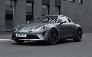 Alpine nu exclude pregătirea unor modele electrice de performanță: francezii ar putea utiliza platforma lui Renault Megane eVision