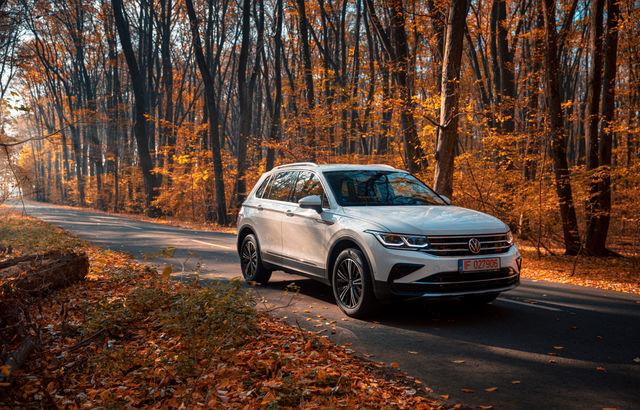 Test drive Volkswagen Tiguan facelift