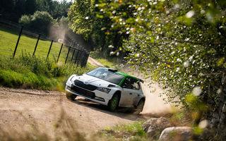 Skoda Motorsport a pregătit noutăți pentru modelul Fabia Evo Rally2: îmbunătățiri pentru motorul turbo de 1.6 litri și pentru cutia de viteze