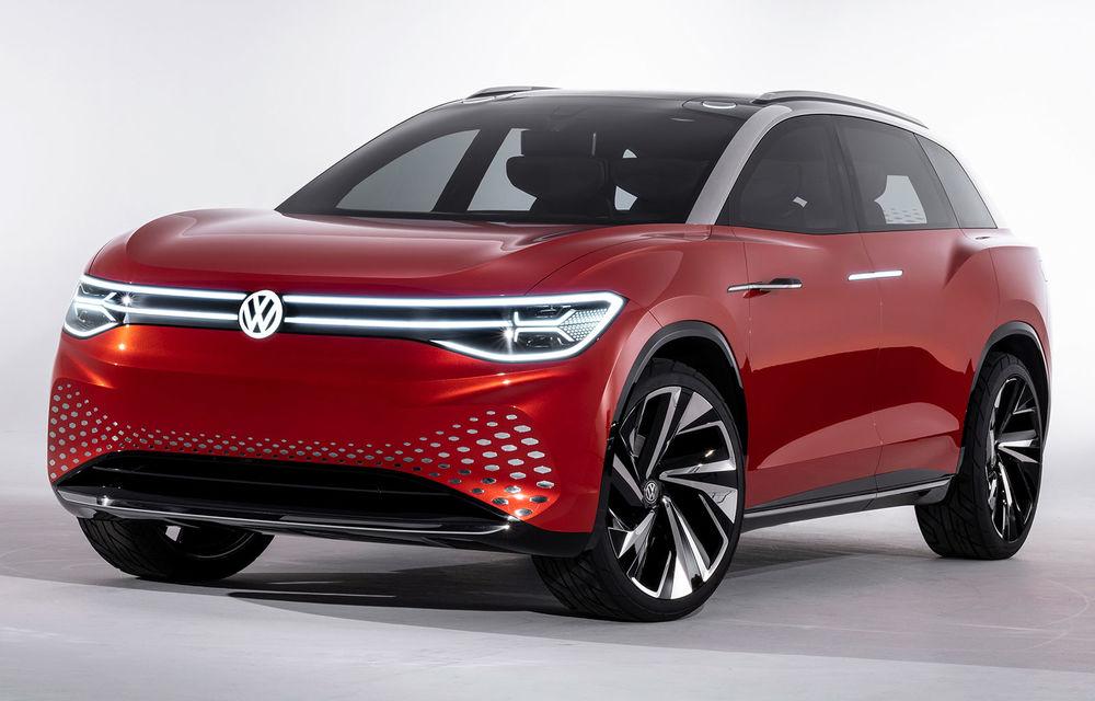 Volkswagen continuă dezvoltarea versiunii de serie a conceptului ID Roomzz: pentru început, modelul ar urma să fie disponibil doar în China - Poza 1