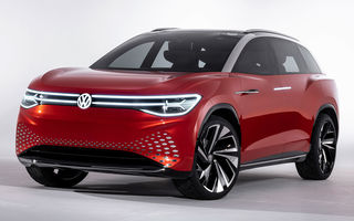 Volkswagen continuă dezvoltarea versiunii de serie a conceptului ID Roomzz: pentru început, modelul ar urma să fie disponibil doar în China