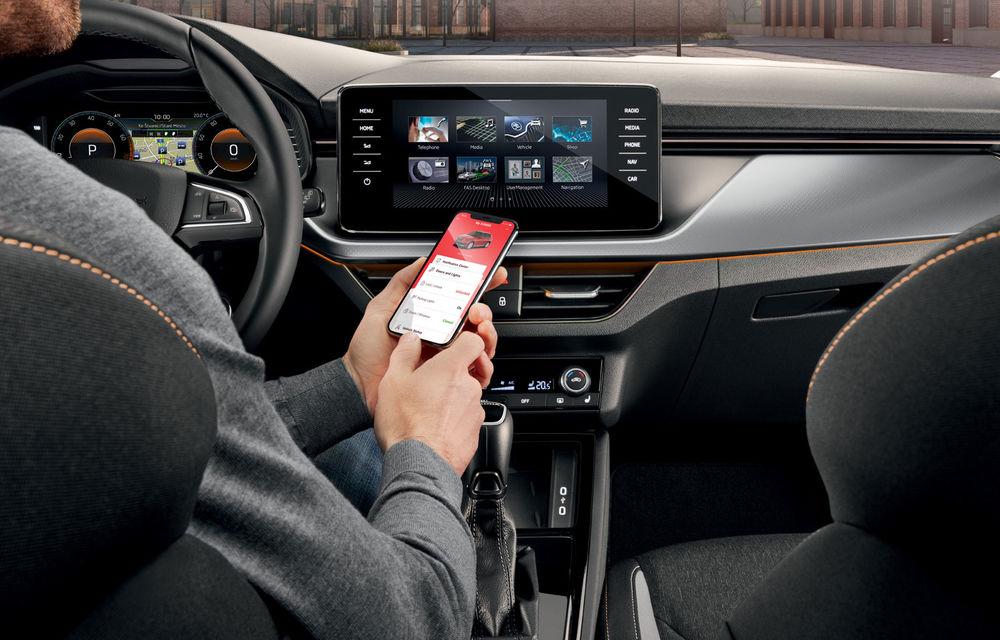 Skoda anunță integrarea aplicațiilor mobile într-una singură: MySkoda rămâne unica aplicație pentru șoferi - Poza 1