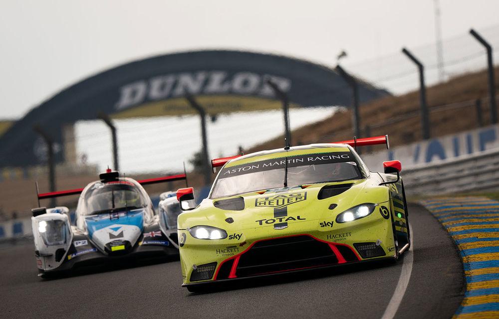 Aston Martin renunță la echipa de uzină din Campionatul Mondial de Anduranță: resursele vor fi direcționate către Formula 1 - Poza 1