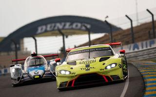 Aston Martin renunță la echipa de uzină din Campionatul Mondial de Anduranță: resursele vor fi direcționate către Formula 1