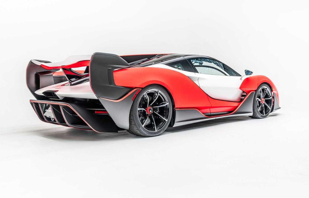 McLaren a prezentat noul Sabre: modelul va fi produs în doar 15 unități și va fi vândut exclusiv în SUA - Poza 4