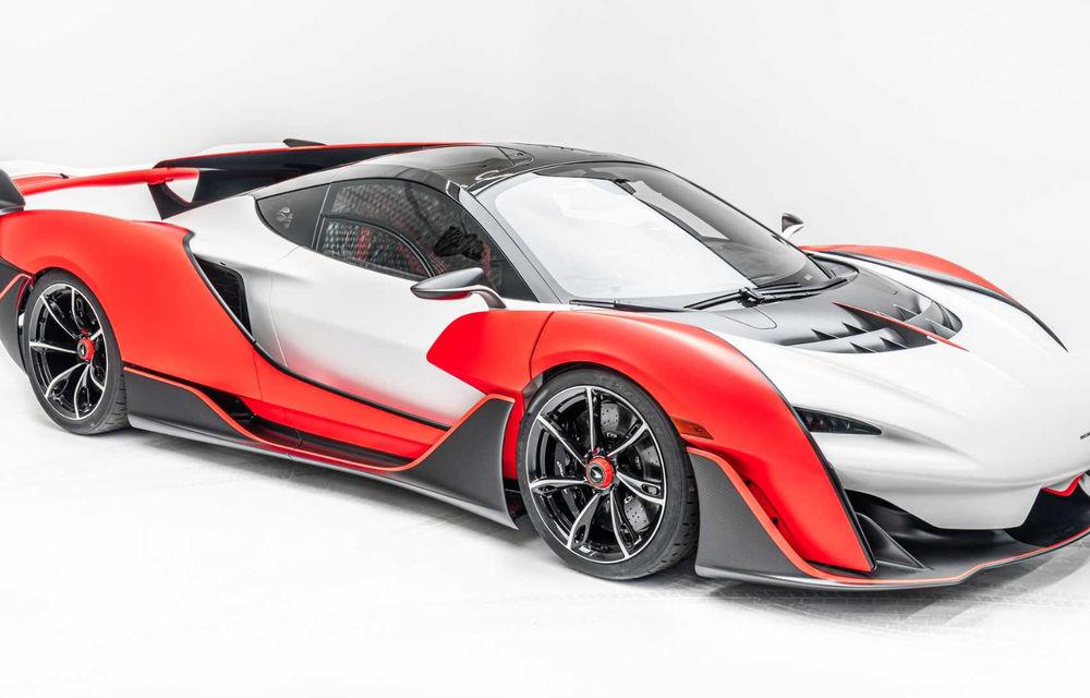 McLaren a prezentat noul Sabre: modelul va fi produs în doar 15 unități și va fi vândut exclusiv în SUA - Poza 2