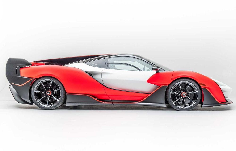 McLaren a prezentat noul Sabre: modelul va fi produs în doar 15 unități și va fi vândut exclusiv în SUA - Poza 3
