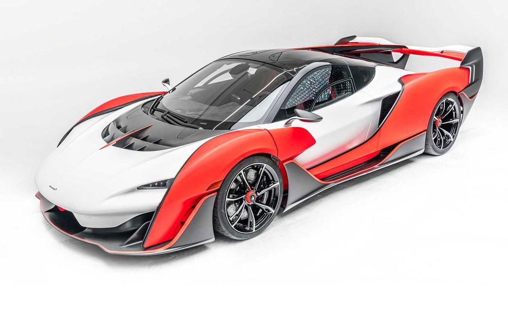 McLaren a prezentat noul Sabre: modelul va fi produs în doar 15 unități și va fi vândut exclusiv în SUA - Poza 1