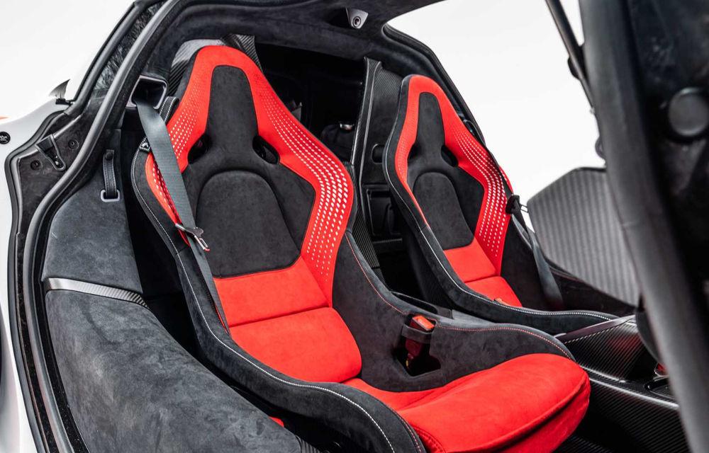 McLaren a prezentat noul Sabre: modelul va fi produs în doar 15 unități și va fi vândut exclusiv în SUA - Poza 6