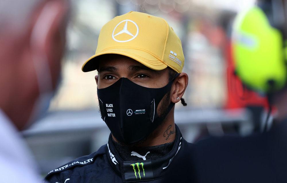 Mercedes prelungește termenul limită pentru contractul cu Hamilton: britanicul poate semna noul acord până la începutul lunii martie - Poza 1