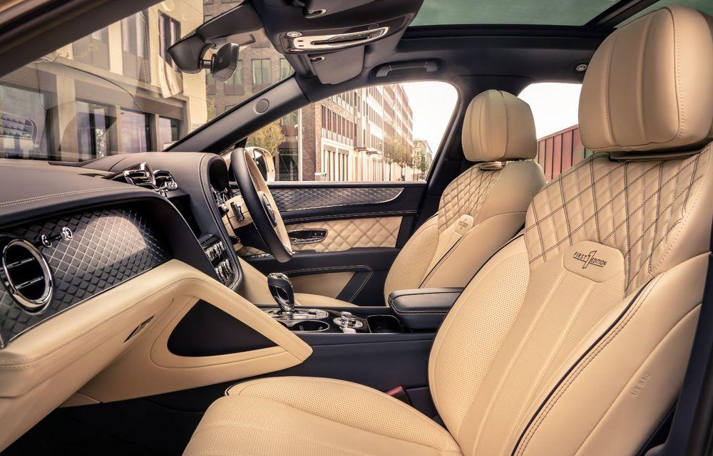 Bentley lansează Bentayga Hybrid facelift: 450 CP și autonomie de 50 de kilometri în regim electric - Poza 18