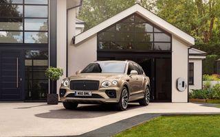 Bentley lansează Bentayga Hybrid facelift: 450 CP și autonomie de 50 de kilometri în regim electric