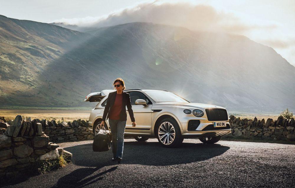 Bentley lansează Bentayga Hybrid facelift: 450 CP și autonomie de 50 de kilometri în regim electric - Poza 15