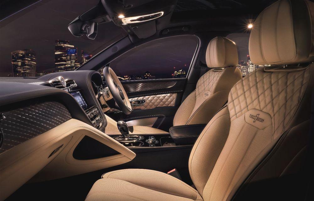 Bentley lansează Bentayga Hybrid facelift: 450 CP și autonomie de 50 de kilometri în regim electric - Poza 8