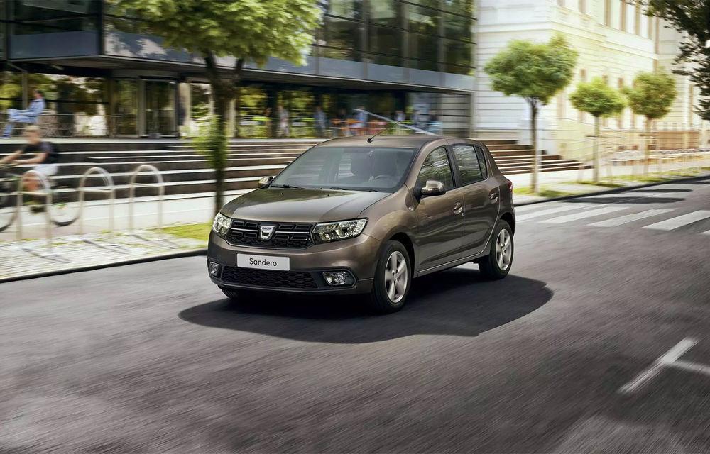 Dacia Sandero a bătut Seat Leon la el acasă: e cea mai vândută mașină din Spania în 2020 - Poza 1