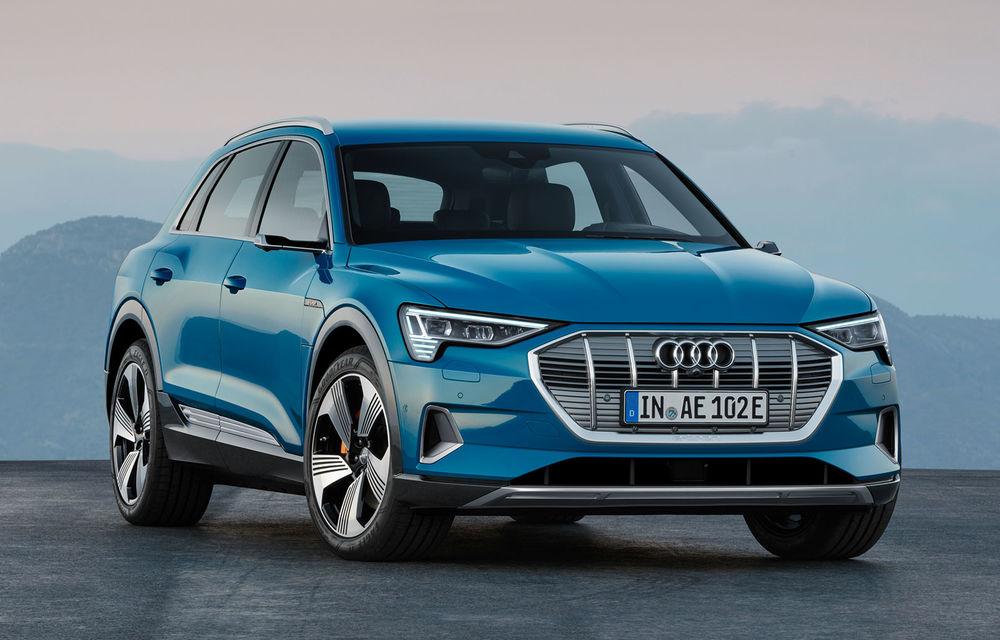Norvegia: mașinile electrice au acaparat 54% din vânzările totale pe 2020. Audi e-tron a depășit Tesla Model 3, liderul din 2019 - Poza 1