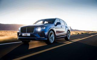 Record istoric pentru Bentley: peste 11.200 de unități vândute în 2020