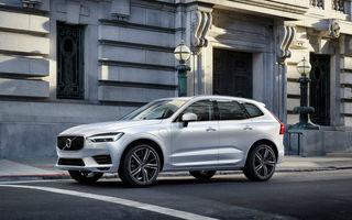 Vânzările Volvo au scăzut cu 6% în 2020: peste 660.000 de unități comercializate