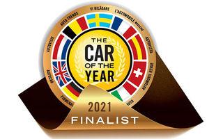 Au rămas 7 mașini în cursa pentru Mașina Anului 2021 în Europa: Dacia Sandero nu e printre ele