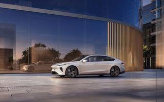 Nio prezintă sedanul electric ET7: 650 de cai putere și autonomie de până la 1.000 de kilometri