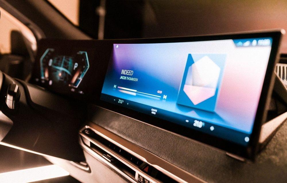 BMW pregătește o nouă generație iDrive: viitorul sistem multimedia va fi prezentat în cursul lui 2021 - Poza 1
