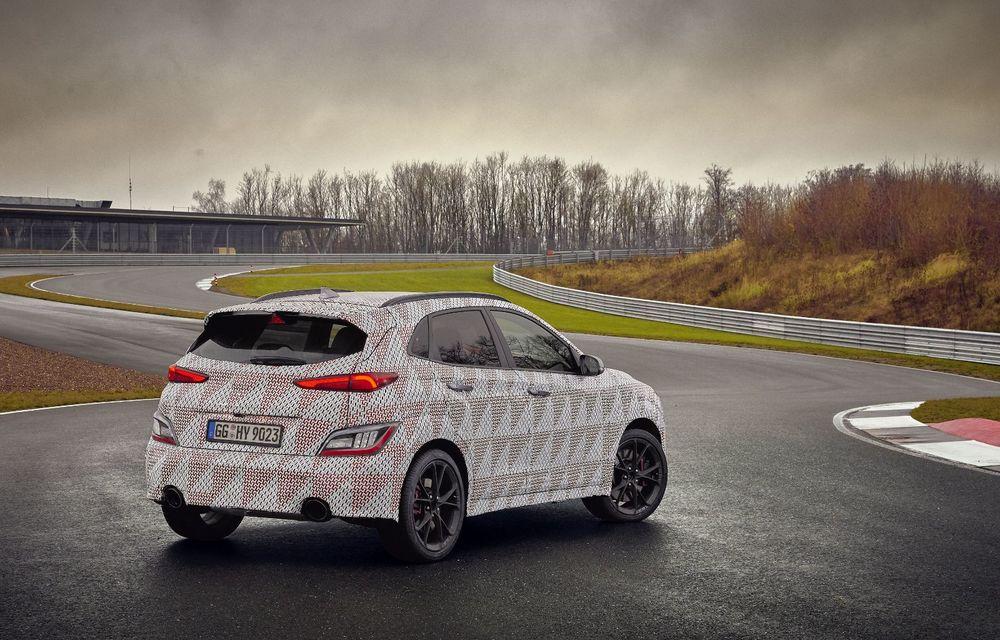 Primul SUV de performanță Hyundai: Kona N va avea motor turbo de 2 litri și transmisie automată - Poza 4