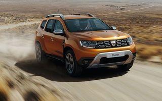Vânzările Dacia au scăzut cu 29% anul trecut: 520.000 de unități la nivel global
