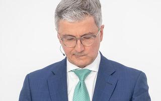 """Prima mărturie a fostului șef Audi, judecat în scandalul Dieselgate: """"Inginerii nu ne-au prezentat toate informațiile"""""""