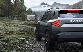 Dacia anunță planurile pentru următorii 5 ani: trei modele noi, motoare hibride, prețuri accesibile