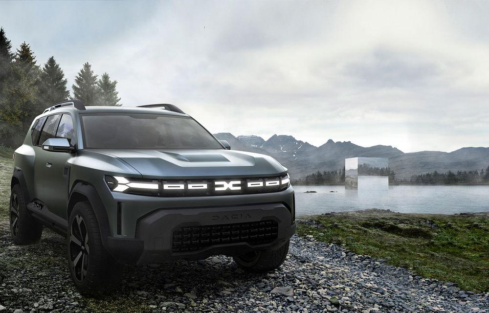 Dacia Bigster: primele imagini și informații ale viitorului SUV românesc mai mare ca Duster - Poza 6