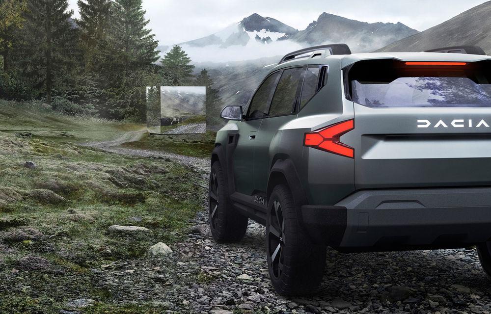 Dacia Bigster: primele imagini și informații ale viitorului SUV românesc mai mare ca Duster - Poza 7