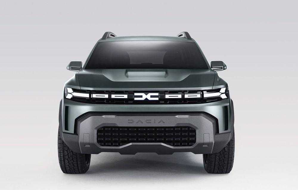 Dacia Bigster: primele imagini și informații ale viitorului SUV românesc mai mare ca Duster - Poza 3
