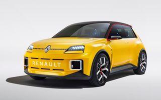 Renault 5 Prototype: francezii prezintă renașterea celebrului R5 ca model 100% electric