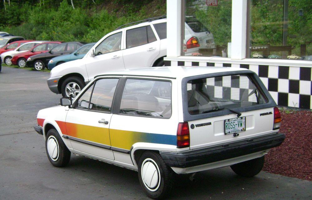 În anii '80, Volkswagen a lansat un Polo care consuma doar 3 litri/100 de km - Poza 2