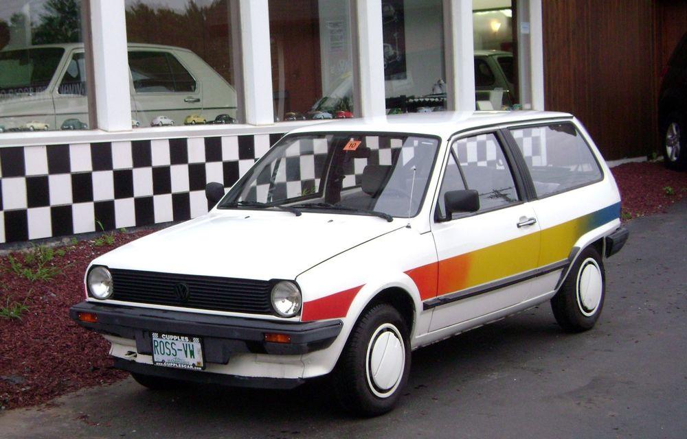 În anii '80, Volkswagen a lansat un Polo care consuma doar 3 litri/100 de km - Poza 1