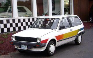 În anii '80, Volkswagen a lansat un Polo care consuma doar 3 litri/100 de km