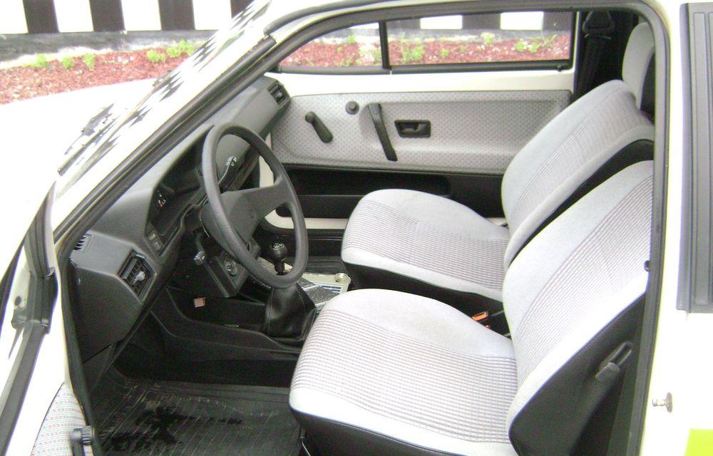 În anii '80, Volkswagen a lansat un Polo care consuma doar 3 litri/100 de km - Poza 4