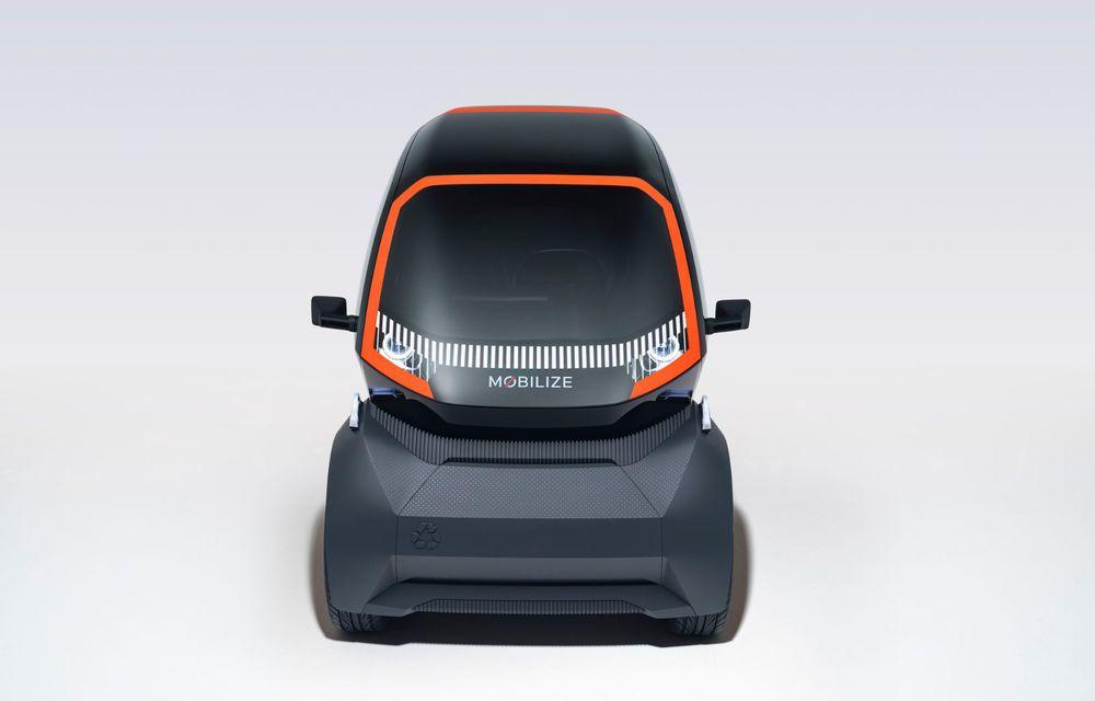 Renault prezintă conceptul electric EZ-1 pentru servicii de car sharing: prototipul introduce noul brand Mobilize - Poza 9