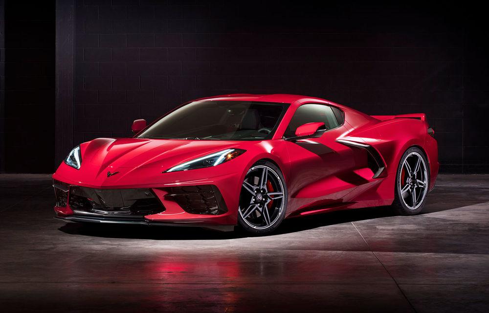 General Motors visează la rețeta lui Ford Mustang Mach-e: apar zvonuri despre un SUV electric bazat pe Corvette - Poza 1