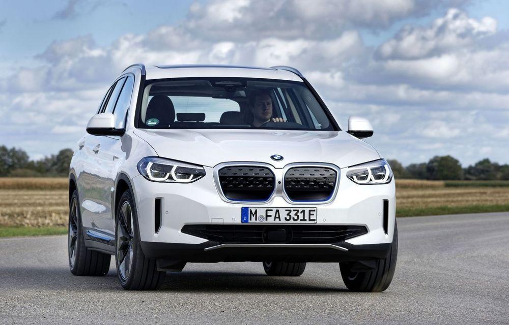 BMW vrea dublarea vânzărilor de mașini 100% electrice în 2021: grupul va lansa cel puțin 10 electrice în trei ani - Poza 1