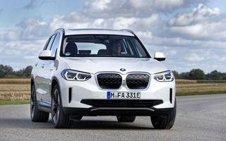 BMW vrea dublarea vânzărilor de mașini 100% electrice în 2021: grupul va lansa cel puțin 10 electrice în trei ani