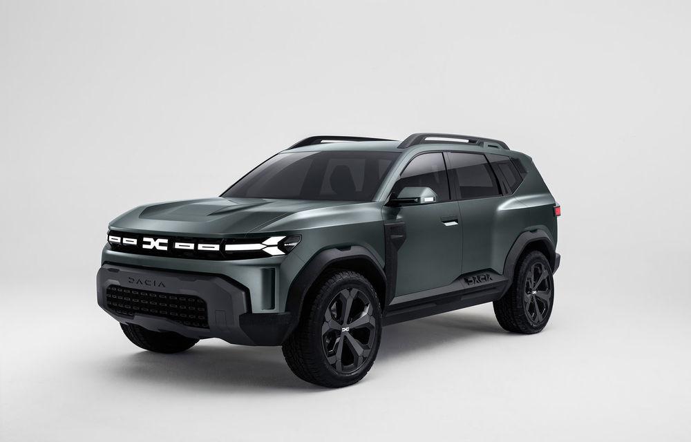 INTERVIU: Dacia Bigster nu este numele final al viitorului SUV românesc - Poza 10