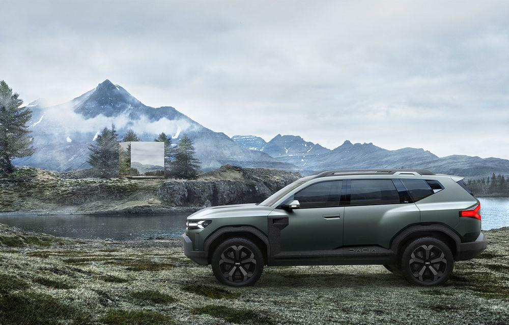 INTERVIU: Dacia Bigster nu este numele final al viitorului SUV românesc - Poza 5