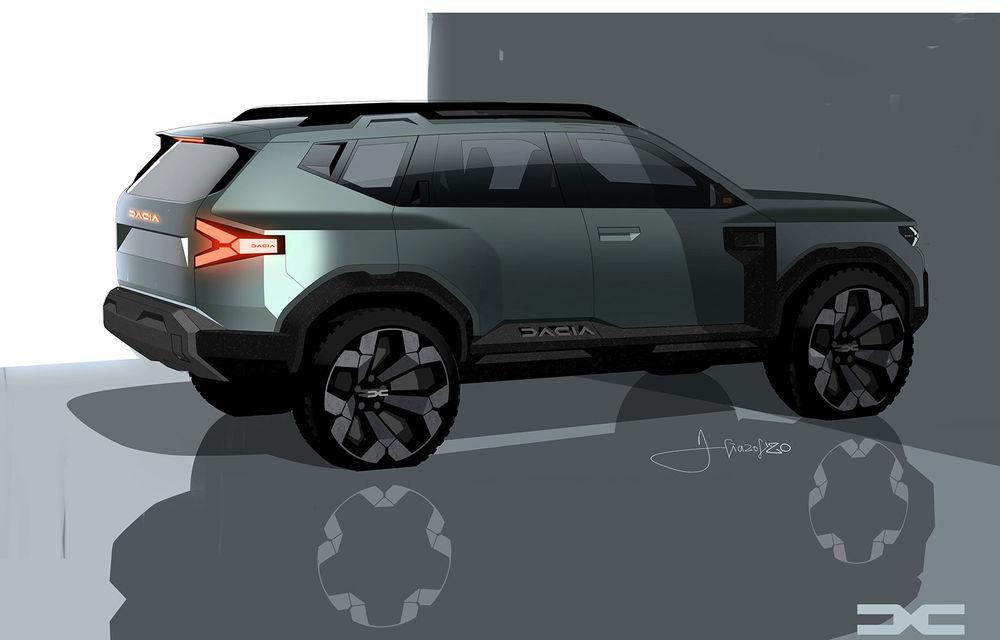 INTERVIU: Dacia Bigster nu este numele final al viitorului SUV românesc - Poza 7