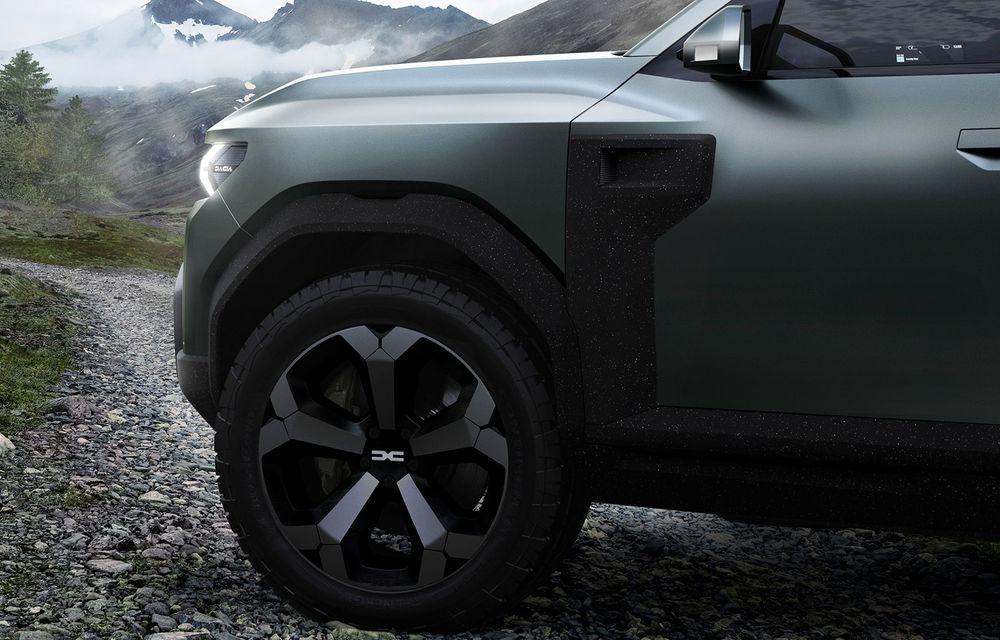 INTERVIU: Dacia Bigster nu este numele final al viitorului SUV românesc - Poza 9