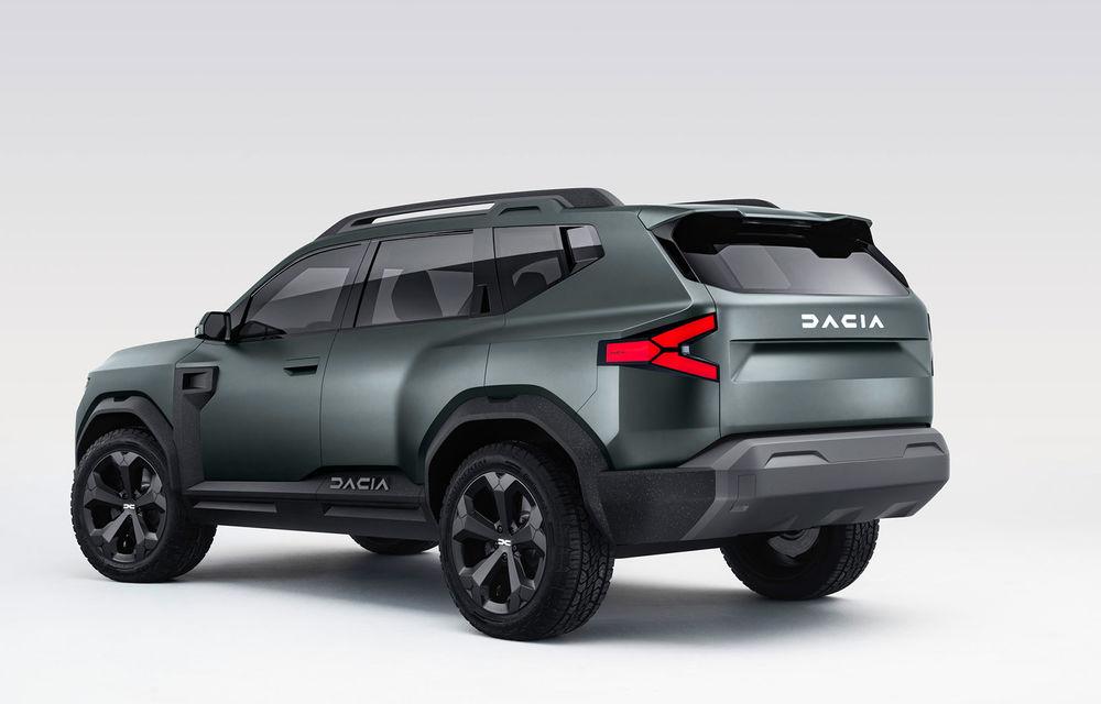 INTERVIU: Dacia Bigster nu este numele final al viitorului SUV românesc - Poza 11