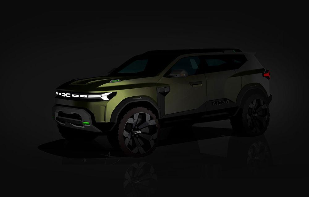 INTERVIU: Dacia Bigster nu este numele final al viitorului SUV românesc - Poza 1